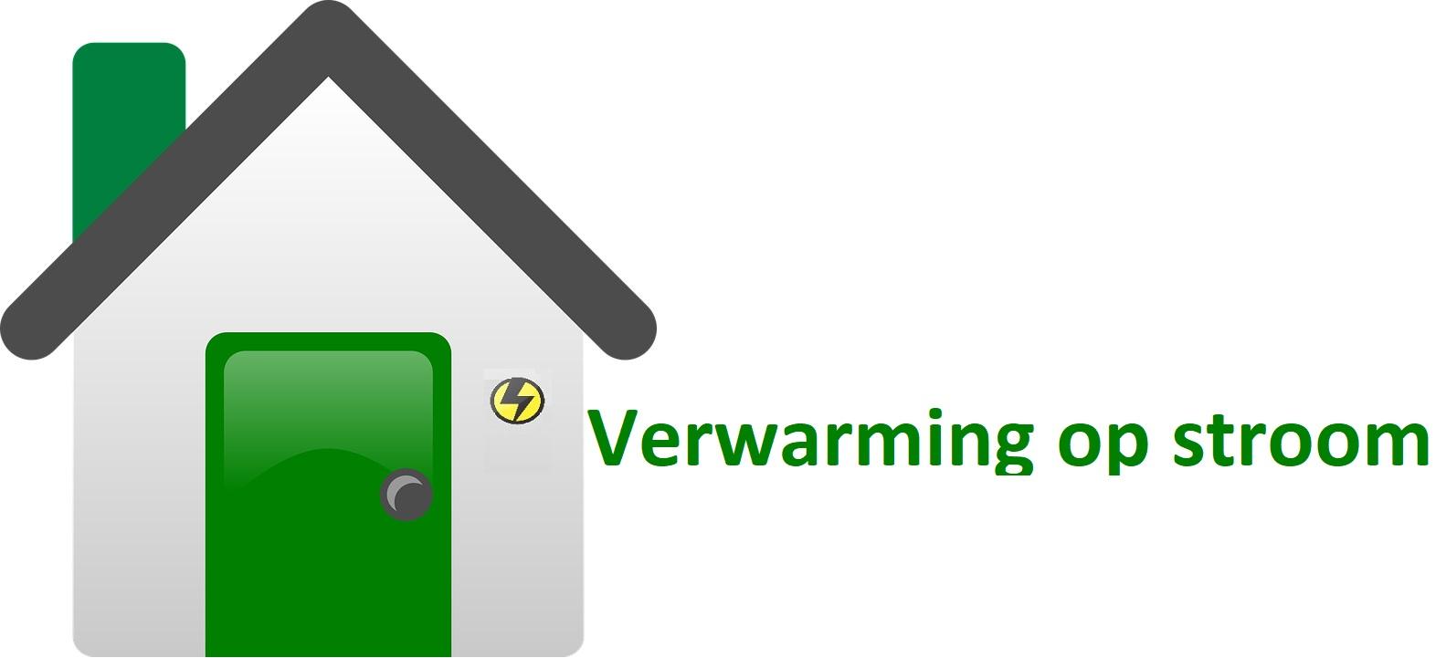 Verwarming op stroom